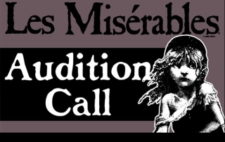 Les Miserables - Audition Call