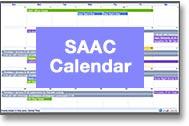 SAAC Calendar