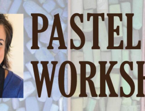 Virmarie Depoyster Returns for 2 Day Pastel Workshop September 9-10