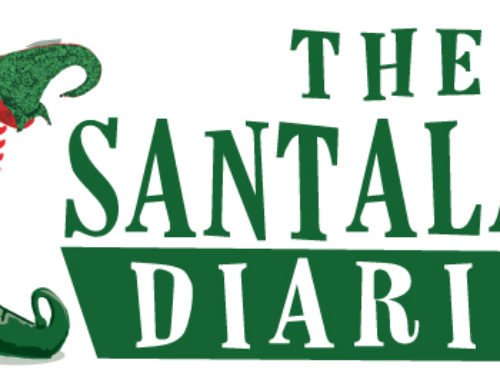 The Santaland Diaries Tuesday, December 13