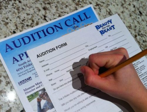 Early Registration for Auditions on Thursday
