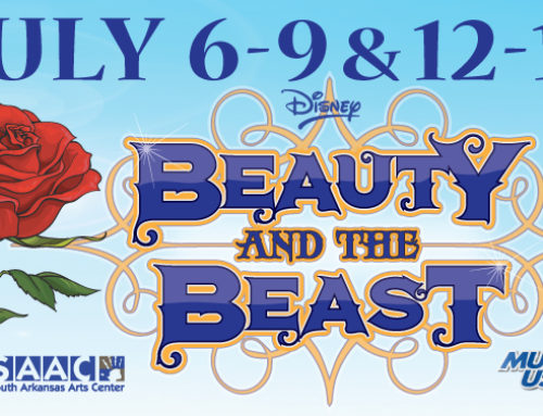 Christopher A. McCroskey Returns to SAAC for Beauty and the Beast Production