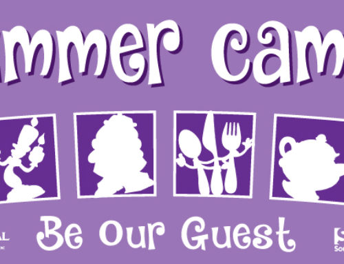 Summer Camps 2017 • Be Our Guest