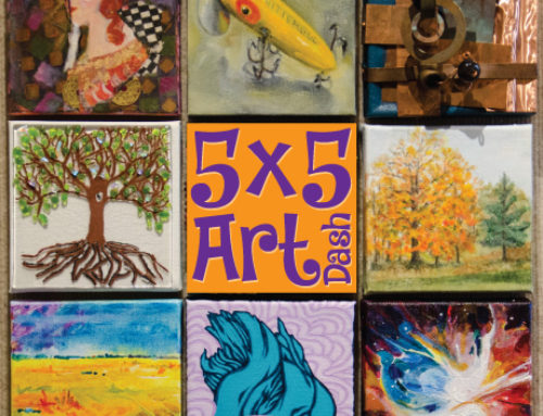 5×5 Art Exhibit May 1-5