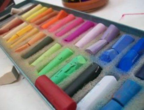 Beginners Pastel Class Saturday, August 12
