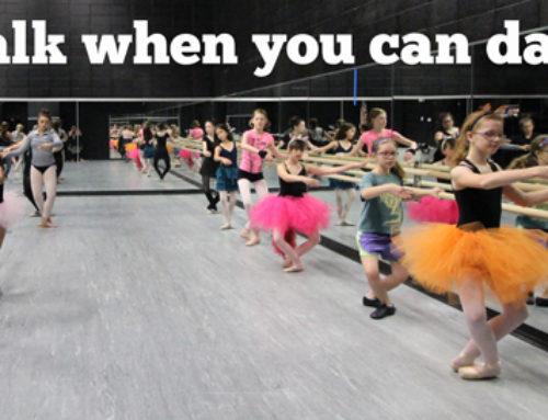 Ballet Camp • July 17-21