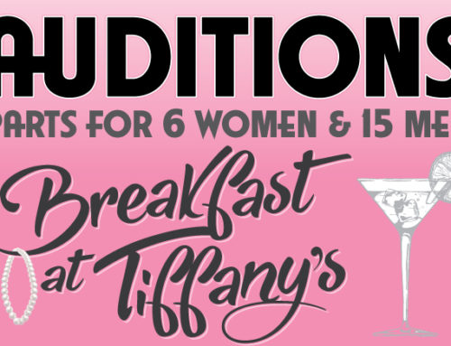 Auditions Breakfast at Tiffany's