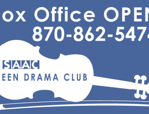 "SAAC Box Office Open for ""Fiddler on the Roof JR"" Tickets"