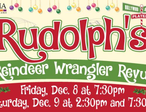 Rudolph's Reindeer Wrangler Revue