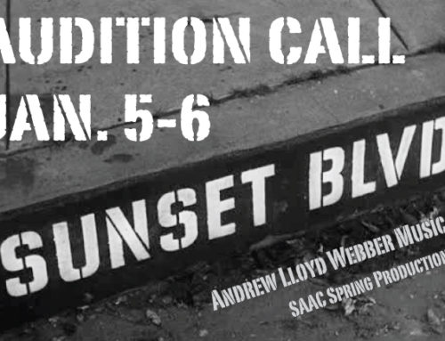 Auditions Sunset Boulevard