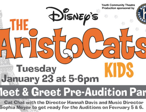 The Aristocats Pre-Audition Party