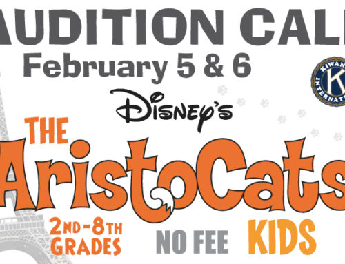 Auditions The Aristocats • February 5-6