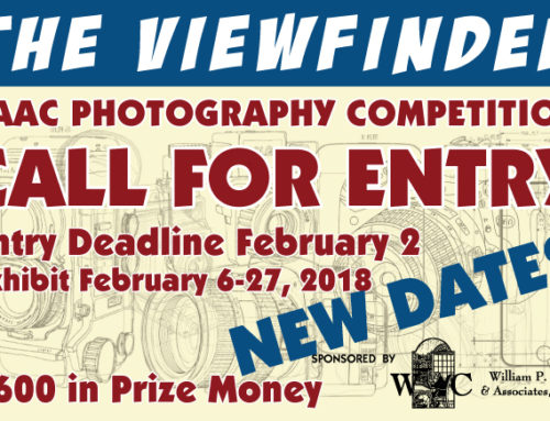The Viewfinder – Call for Entries – Deadline Extended to February 2