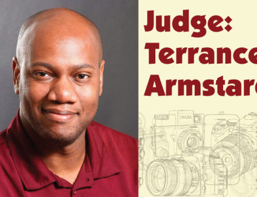 "Terrence Armstard to Judge ""The Viewfinder"" Photography Competition"