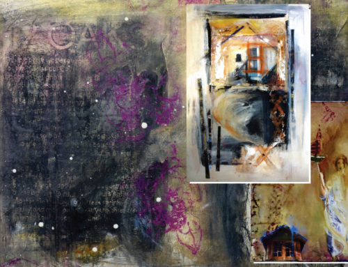 """""""Varying Images; Same Path"""" by Mary Hardy • March 2- April 26"""