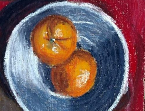 Beginners Pastel Class Saturday, November 10