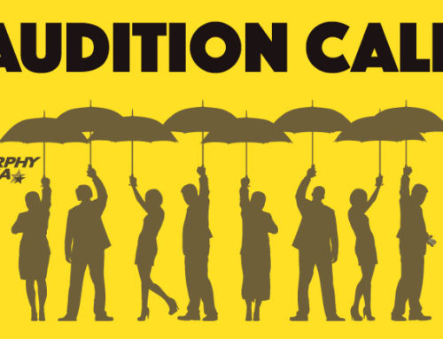 SINGIN' IN THE RAIN Audition Call May 18-19