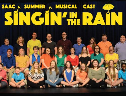 Singin' in the Rain Cast