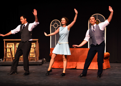 """Singin' in the Rain"""" is a show for everyone! It's just fun"""