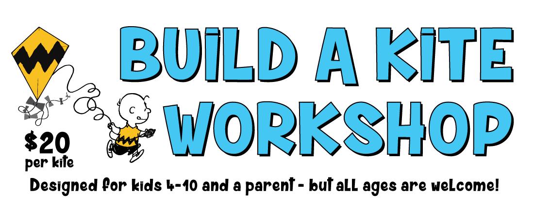 Build a Kite Workshop