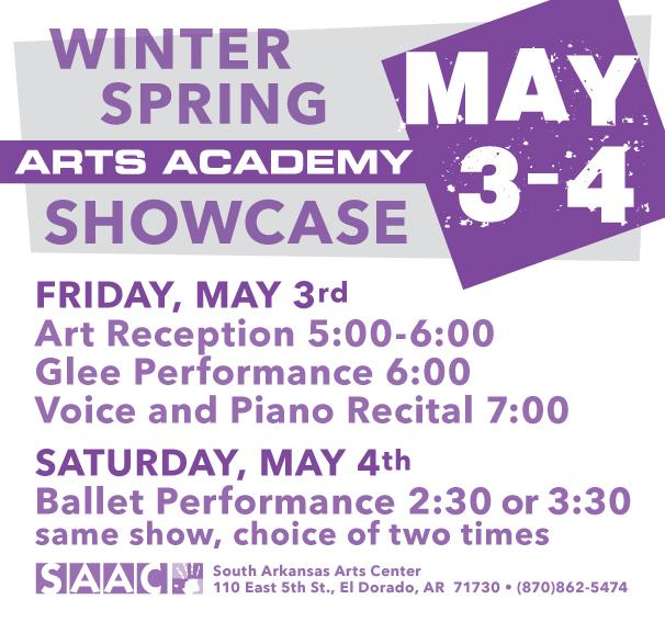 Spring 2019 Showcase