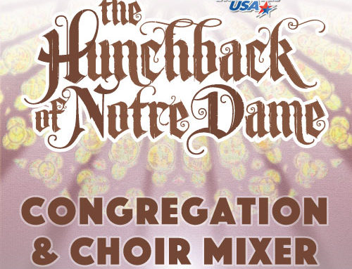 Congregation and Choir Mixer • May 18